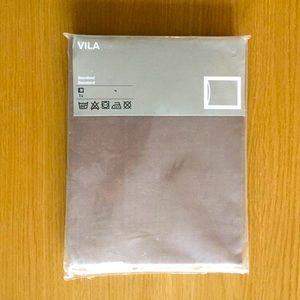 IKEA Vila 100% Cotton Standard Size Pillowcase